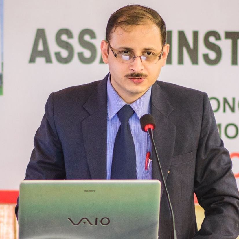 Dr. Sinmoy Goswami